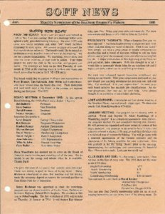 Icon of 1995 SOFF Newsletters