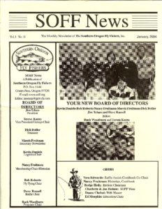 Icon of 2004 SOFF Newsletters