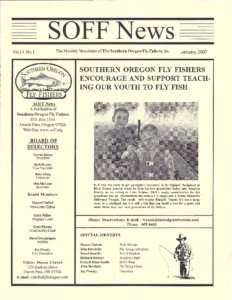 Icon of 2007 SOFF Newsletters