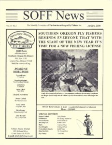 Icon of 2008 SOFF Newsletters
